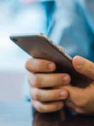 Mobiltelefoner og tablets - mange mærker