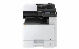C2480i - A4-A3 produktionsmultimaskine til farve med print, scan og kopi. Inkl. toner - klar til kopi og print