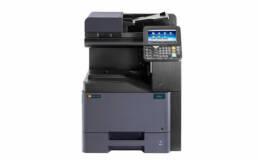 350ci - A4 produktionsmultimaskine til farve med print, scan og kopi. Mulighed for personlige mailbokse.