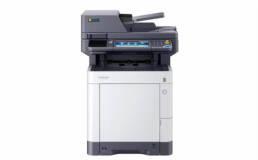 C-3066i - A4 multimaskine med fax, print, scan og kopi til farve. Egnet til det mindre behov
