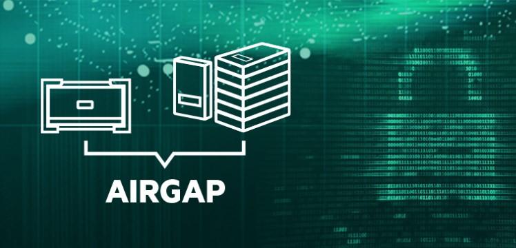 AIRGAP -HPE tape backup fra DataFacility